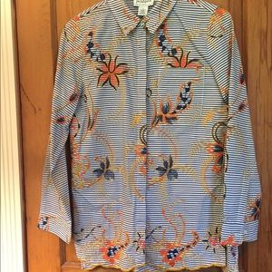 Peck and Peck blouse.  NWOT.